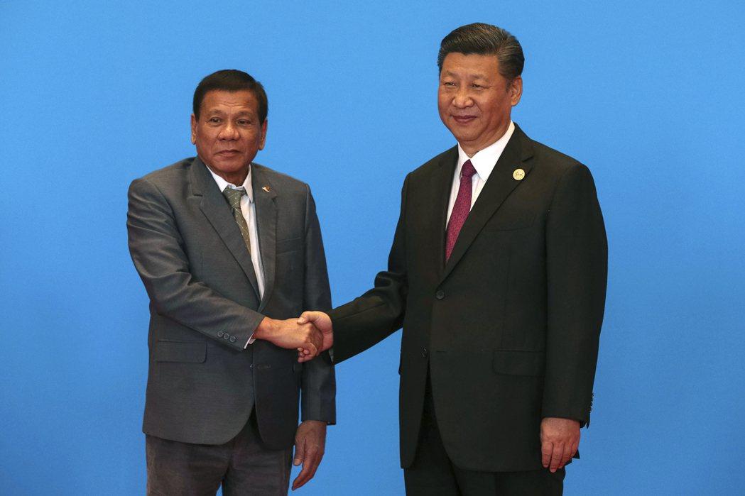 與中越共同開發南海 菲總統持開放態度