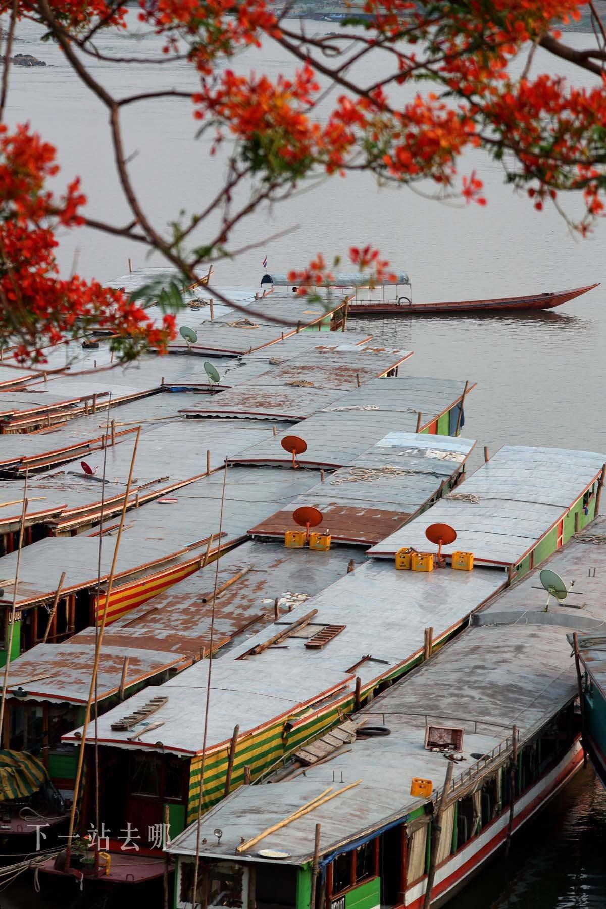 湄公河畔。