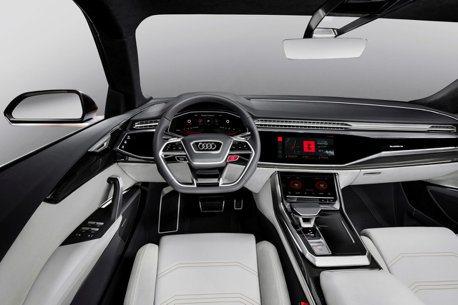 Google I/O展示Audi Q8 怎麼回事?