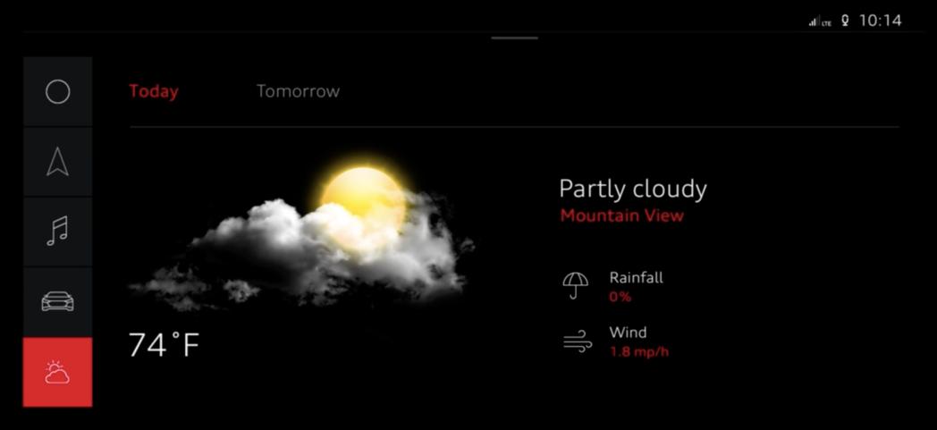 天氣預報。圖/摘自YouTube