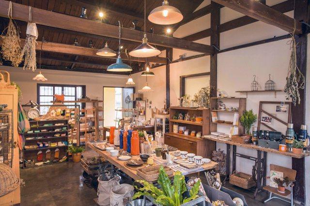NORIMORI Shop & House 的選物店。