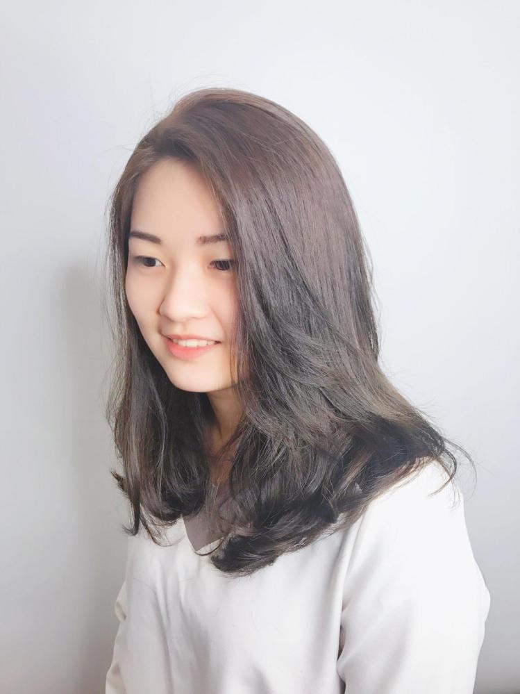 髮型創作/happyhair師大店-Mei Mei Melody Hu。圖/Ha...