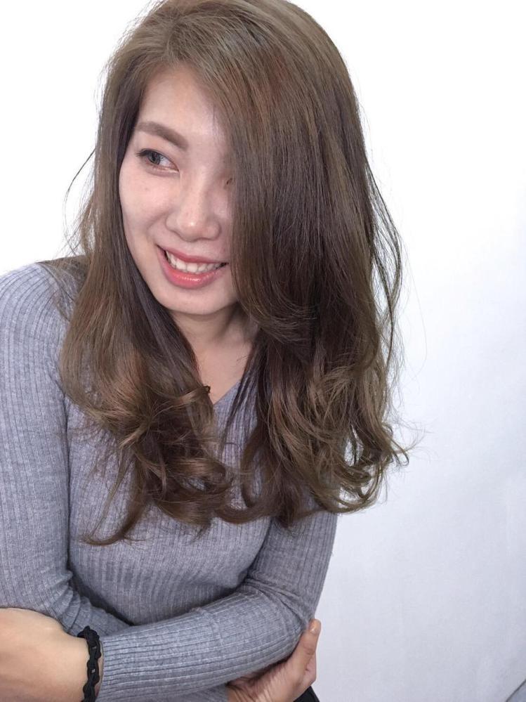 髮型創作/Vision Hair styling-阿毛。圖/HairMap美髮地...