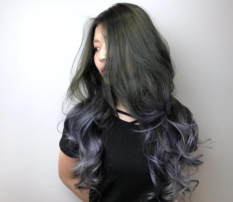 髮型創作/E3 Hair Salon 民族店-緯震(Eric)。圖/HairMa...