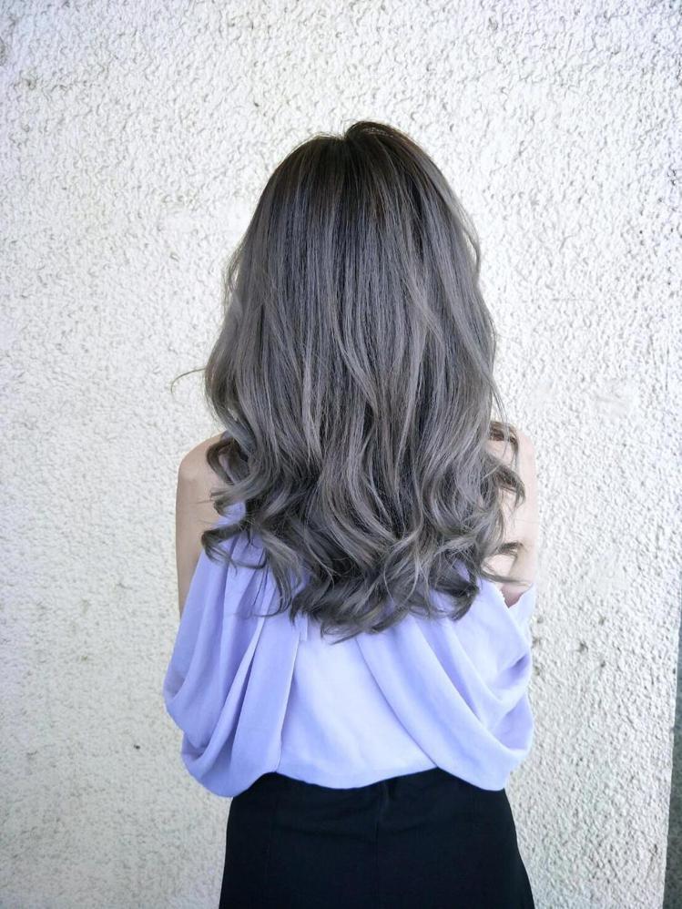 髮型創作/參 HairSalon-愛麗絲Alice。圖/HairMap美髮地圖提...