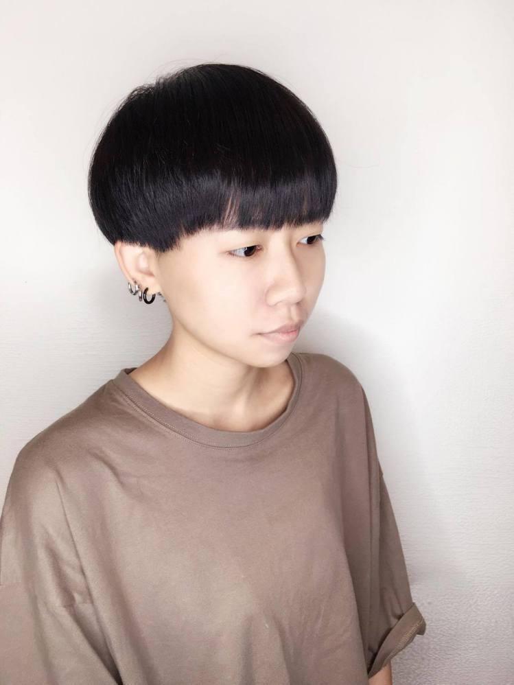髮型創作/Lusso Hair-Cindy。圖/HairMap美髮地圖提供