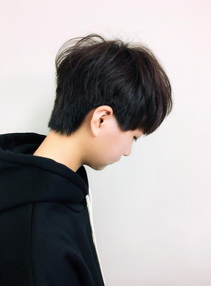 髮型創作/卡帕-Kim Huang。圖/HairMap美髮地圖提供
