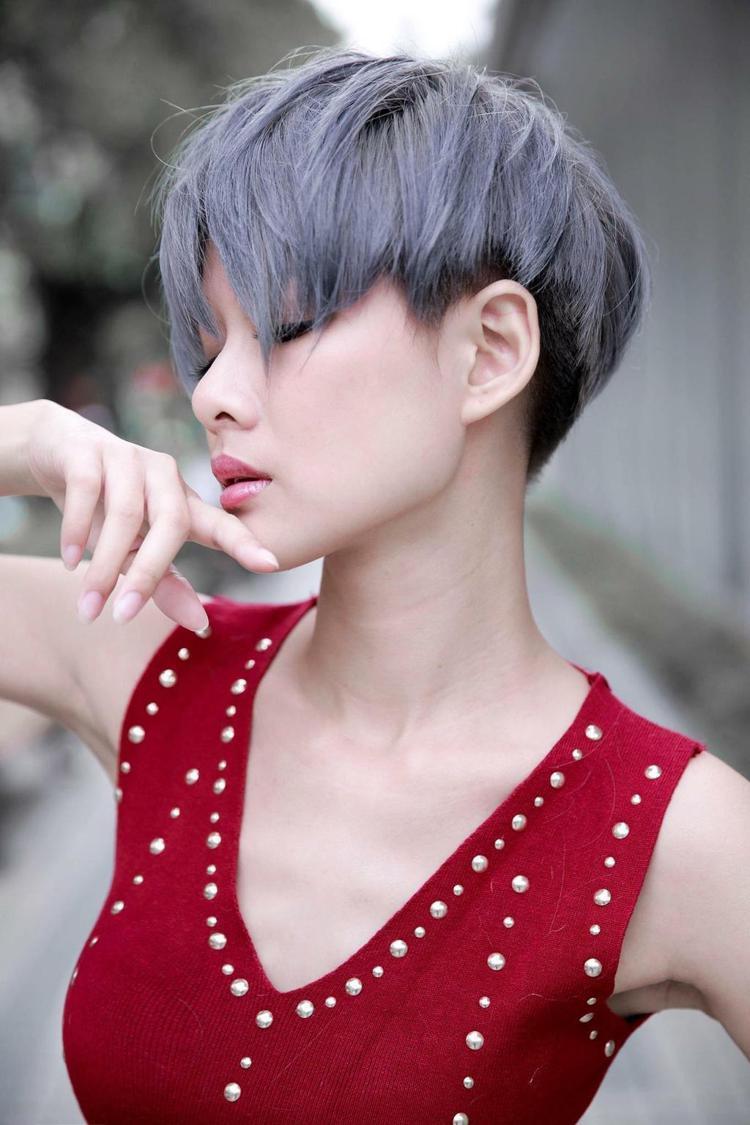 髮型創作/8度 Hair Salon-Mr'Sam。圖/HairMap美髮地圖提...