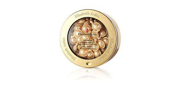 伊麗莎白雅頓,超進化黃金導航膠囊,60 顆 NT3650。圖/Beauty美人圈...