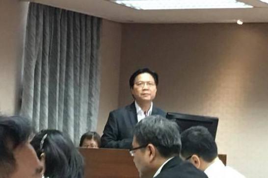 內政部長葉俊榮。記者周佑政/攝影