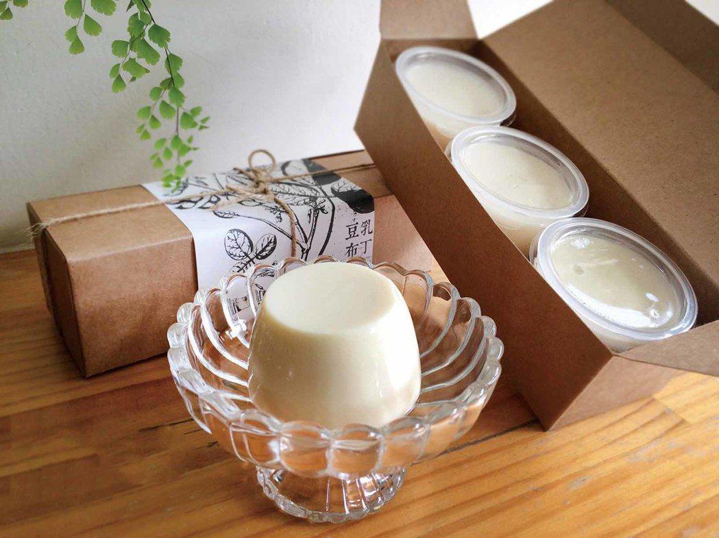 美軍豆乳冰豆乳布丁禮盒(3入),原價200元(盒),特價150元(盒),每日限量...