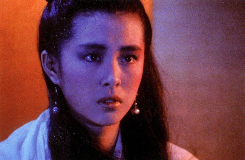 王祖賢當紅時曾是銀幕上最美麗的古裝佳人。圖/摘自HKMDB