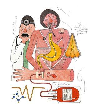 如同任何大師級的作品,最初由無數失敗的小作品累積而成,每一位實習醫師也是這般從頭...