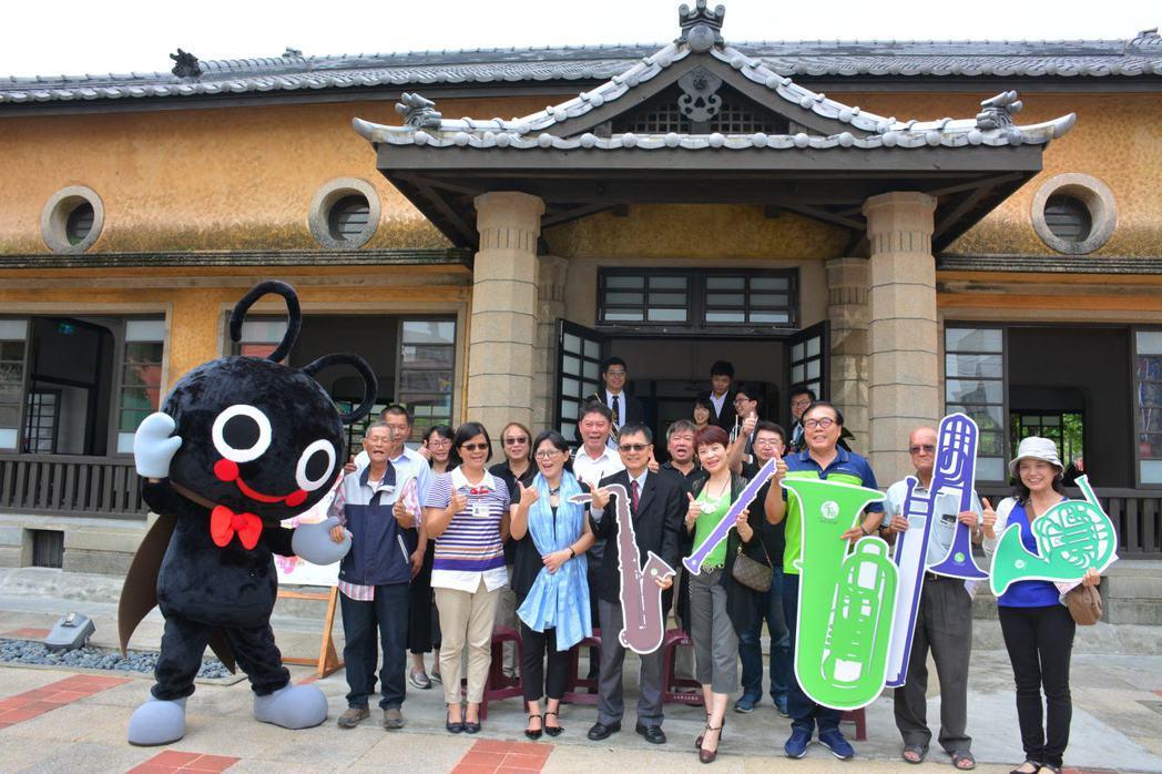 台南市管樂藝術季將在新化區連續舉辦3個月,文化局昨天宣布下周六(27日)下午將有...
