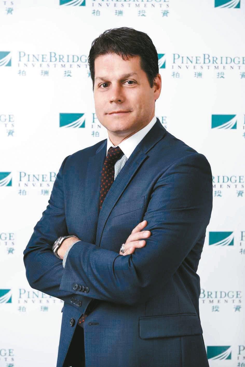 柏瑞投資高收益債海外投資顧問葉凡克(John Yovanovic)。 柏瑞投信/...