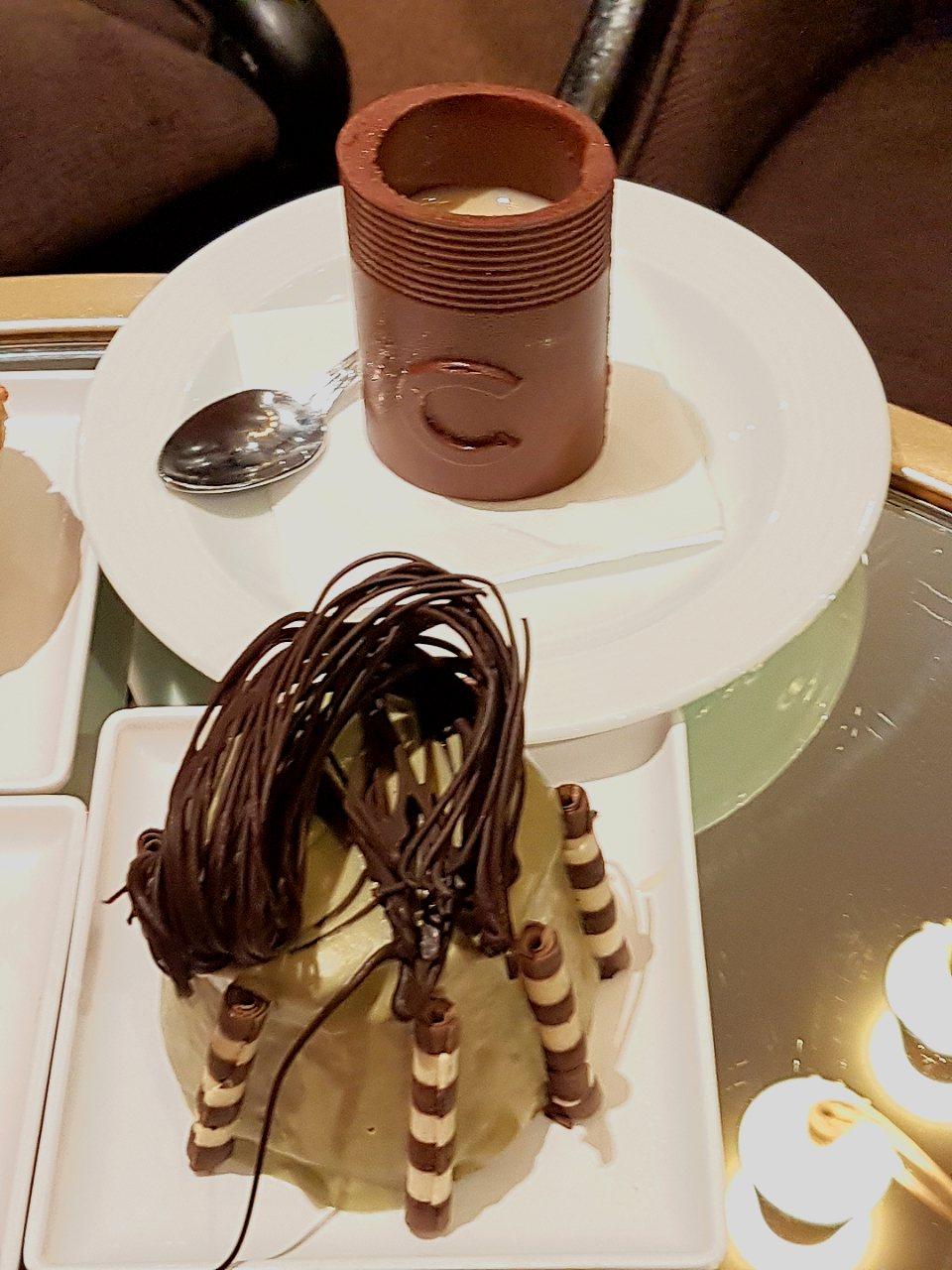 濃情巧克力吧特色甜點</br>