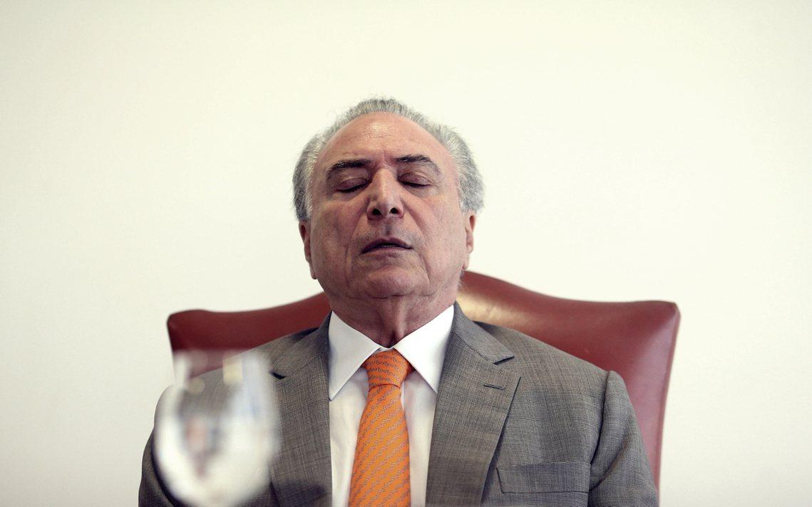 巴西政壇,已成為一場失控的政治驚悚劇! 圖/路透社