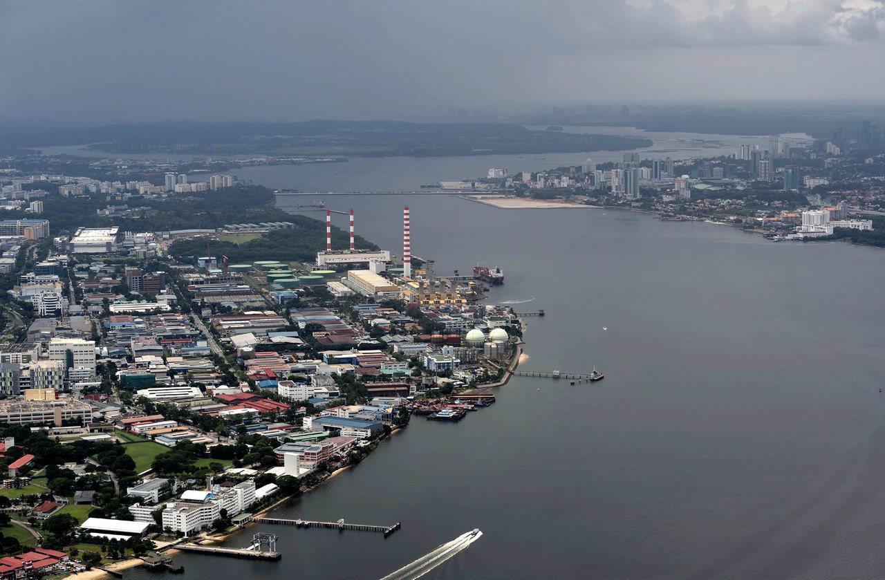 """义顺在地域上属于新加坡邻近马来西亚的""""外环区域"""",在形象上一向不如新加坡南方的古..."""