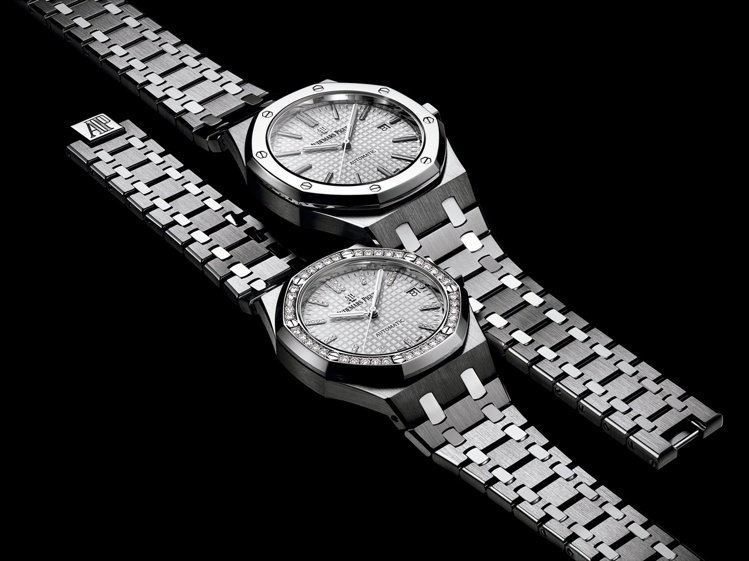 愛彼表為了「愛彼表女皇盃賽馬」打造全新的皇家橡樹系列限量腕表。圖/Audemar...