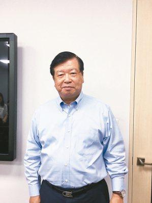 樺漢董事長吳惠鋒 記者謝艾莉/攝影