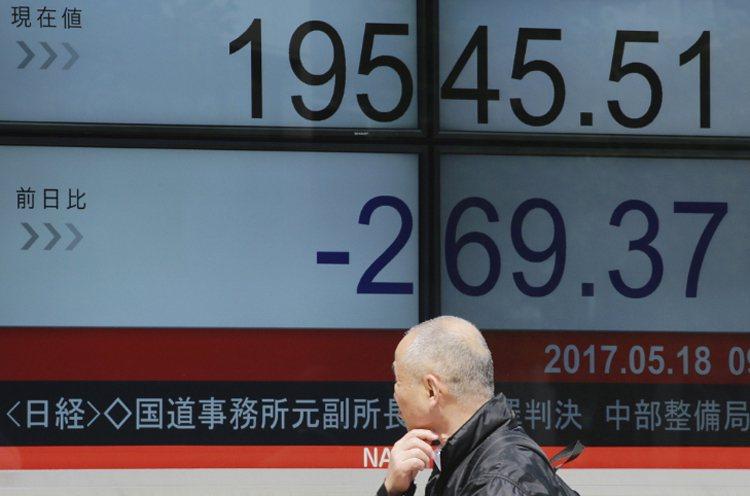 基金經理人認為,日本第1季GDP優於預期,建議投資人逢低可介入。(示意圖) 美聯...