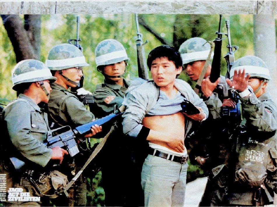 高壓統治下,光州事件一直成為禁忌詞彙,直到1987年南韓民主化後,相關問題才終於...