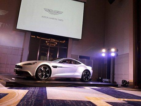 動力更精進 Aston Martin Vanquish S在台發表