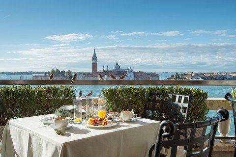 Hotel Danieli的頂樓餐廳Restaurant Terrazza Da...