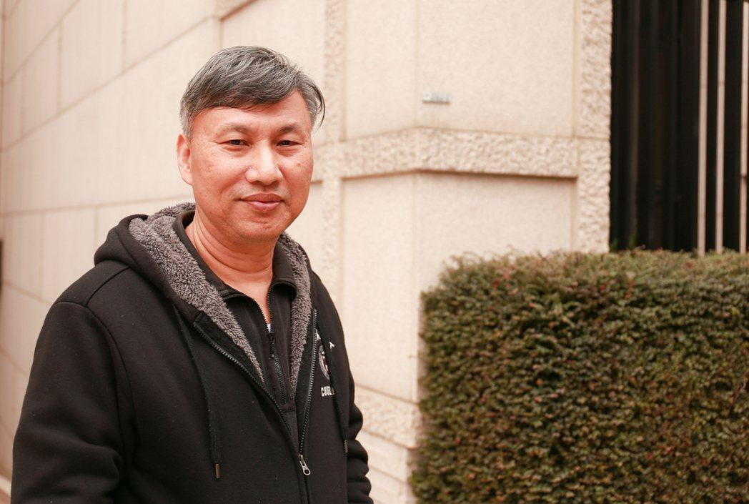 在秘魯住了廿幾年,陳先生最後選擇回台定居,身心都安定。 攝影/張世雅