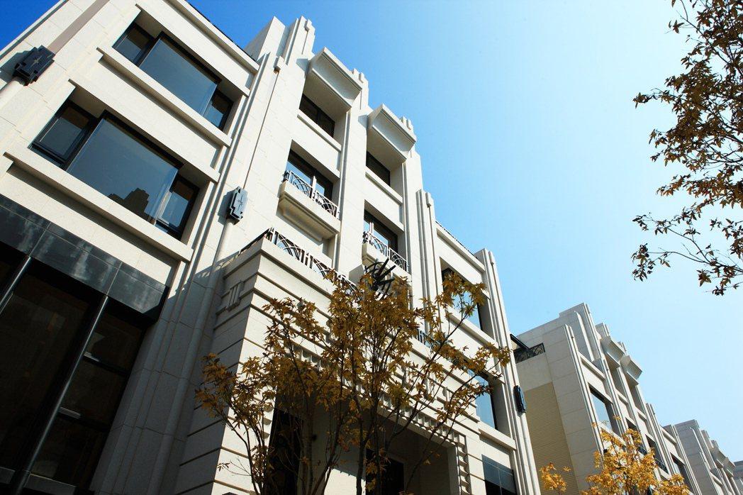 文山帝寶是城揚建設近年唯一的別墅案。 攝影/張世雅
