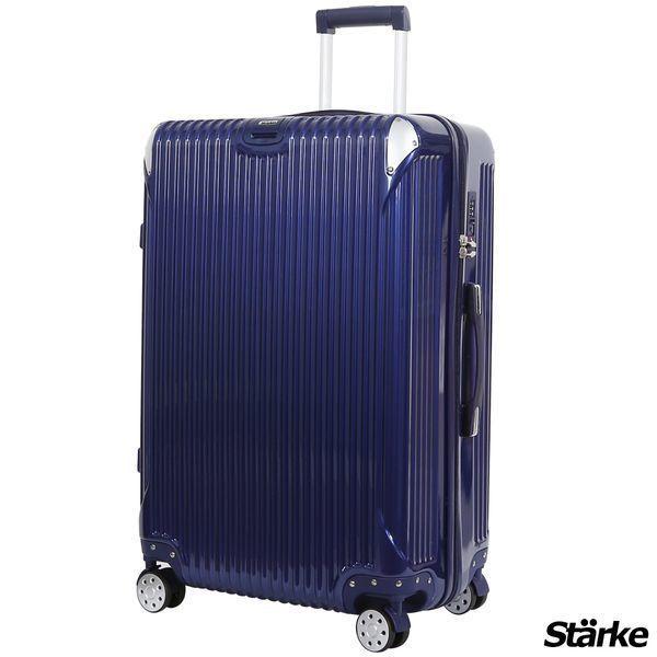 即日起至5/23止,【德國設計Starke】28吋 鏡面硬殼行李箱特價$2480...