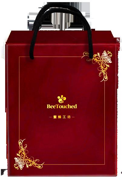 優雅的暗紅色印上金色的花邊,低調又能顯露氣勢的包裝,送禮自用兩相宜,即日起至5月...