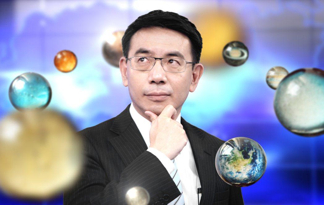 劉寶傑與Discovery合作推出網路節目。圖/東森提供
