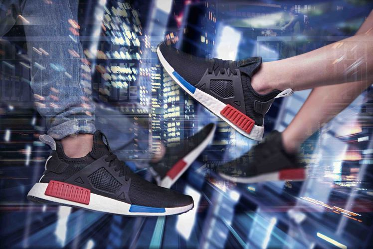 adidas Originals NMD_XR1 PK(男女鞋款)5,990元。...