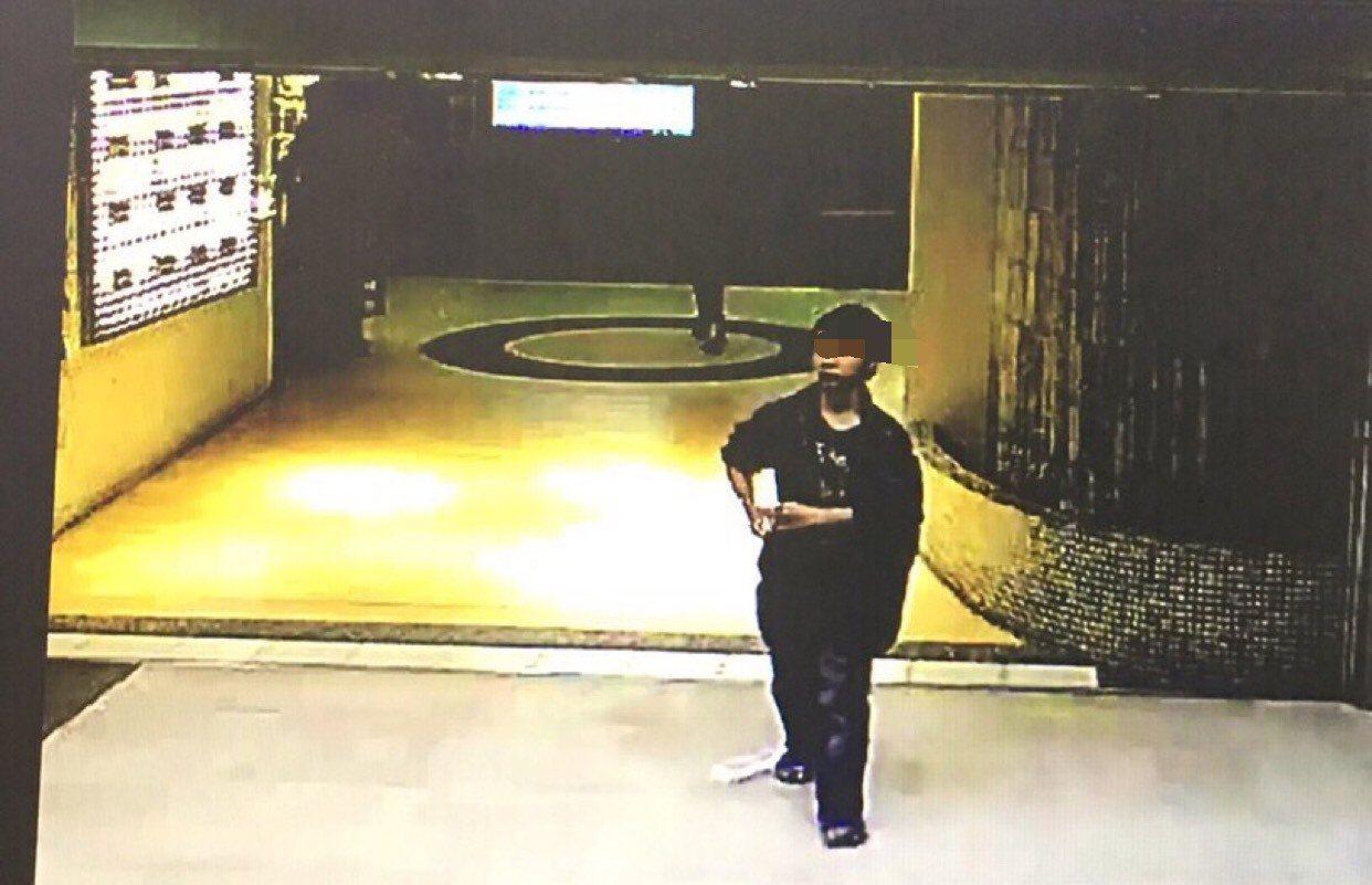 林姓男子涉嫌在國賓戲院男廁縱火,檢警追查他另涉5起縱火案及1起竊盜案。台灣台北地...
