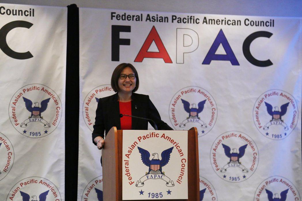聯邦亞太裔雇員委員會在馬州洛城,為持續四天的第32屆全國領導力培訓大會舉行開幕晚...
