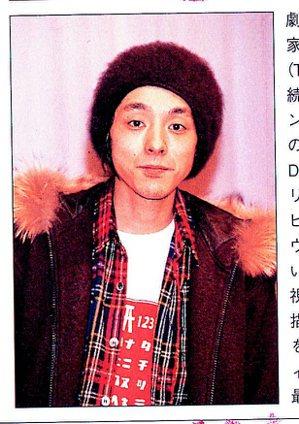 宮藤官九郎(圖)都是觀眾的最愛。聯合報資料照片