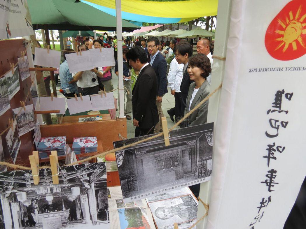 台南有各種罕見博物館,推出博物館節要吸引各地民眾參觀。記者周宗禎/攝影