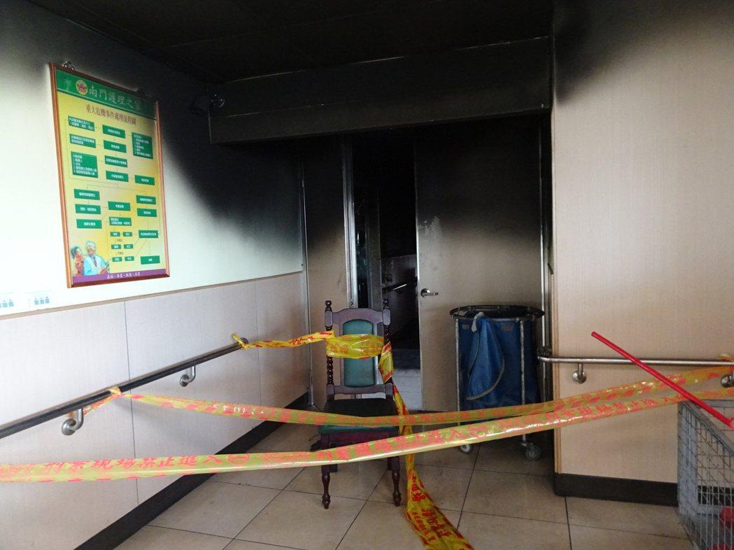 南門護理之家4死火警 負責人:我想知道起火原因