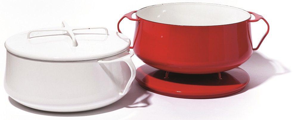 Dansk經典燉鍋,原價6,900元,特價3,450元。圖/誠品提供