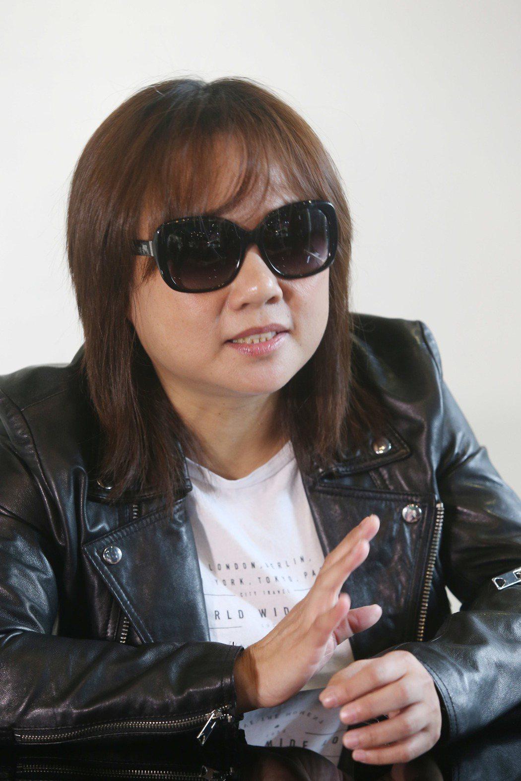 電影「以愛為名」導演王毓雅專訪。記者邱德祥/攝影