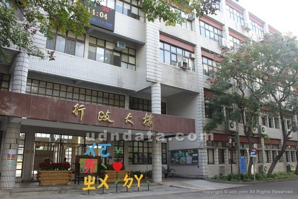 陳惠邦先前在竹教大任職校長一職時使用的校長室。圖/報系資料照