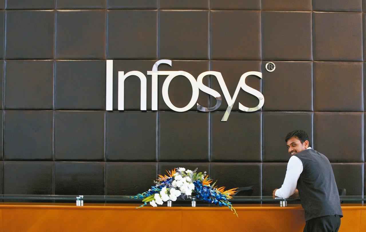 印孚瑟斯是印度的科技外包大廠。 路透