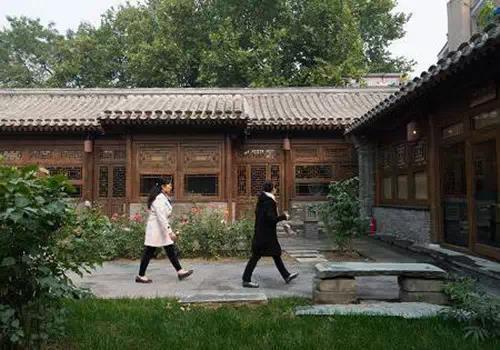 史家胡同博物館。 圖/摘自網路