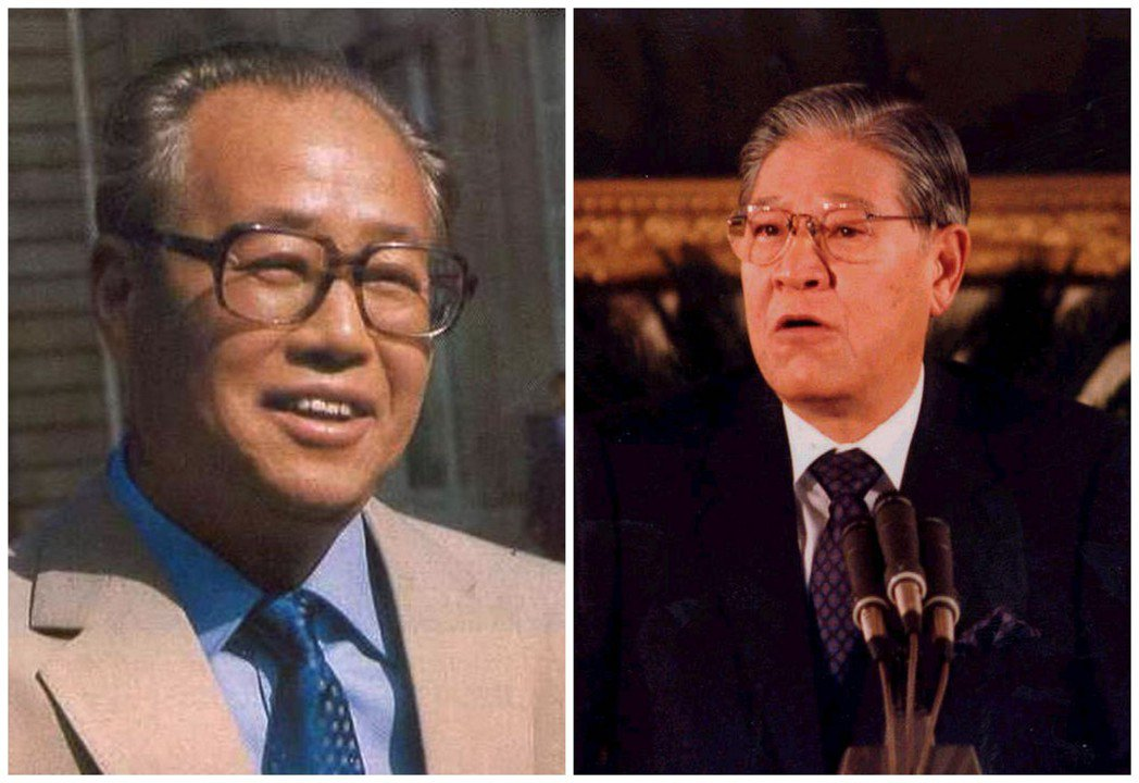 1988年初蔣經國去世後,同年7月李登輝順利由代理黨主席正式當選黨主席,當時的中...