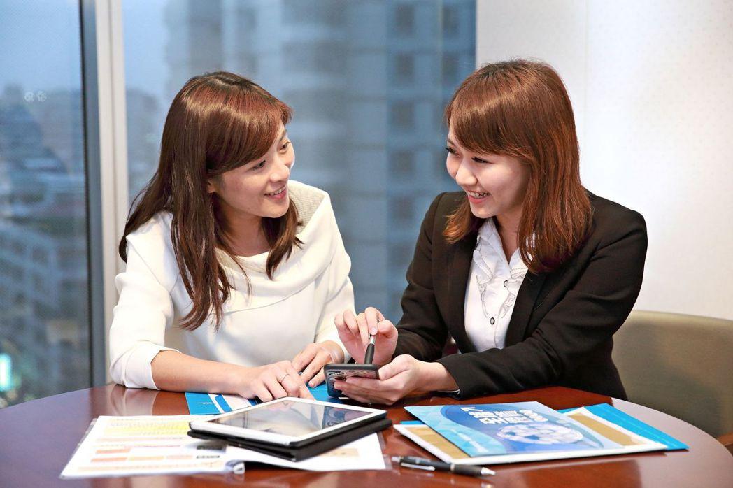 如何讓小錢變大錢,對職場小資女很重要。 圖/富邦證券提供
