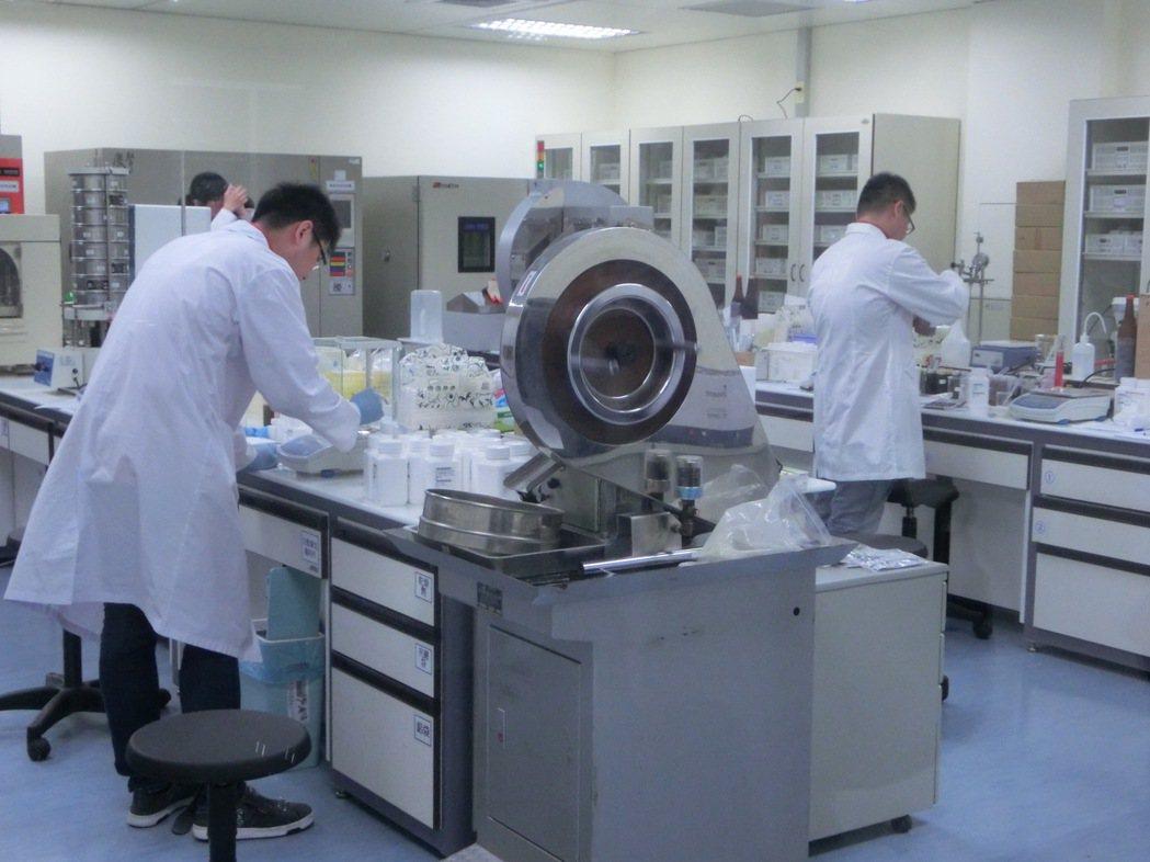 中國大陸藥監局大力改革藥政,台廠西進加速。 本報系資料庫