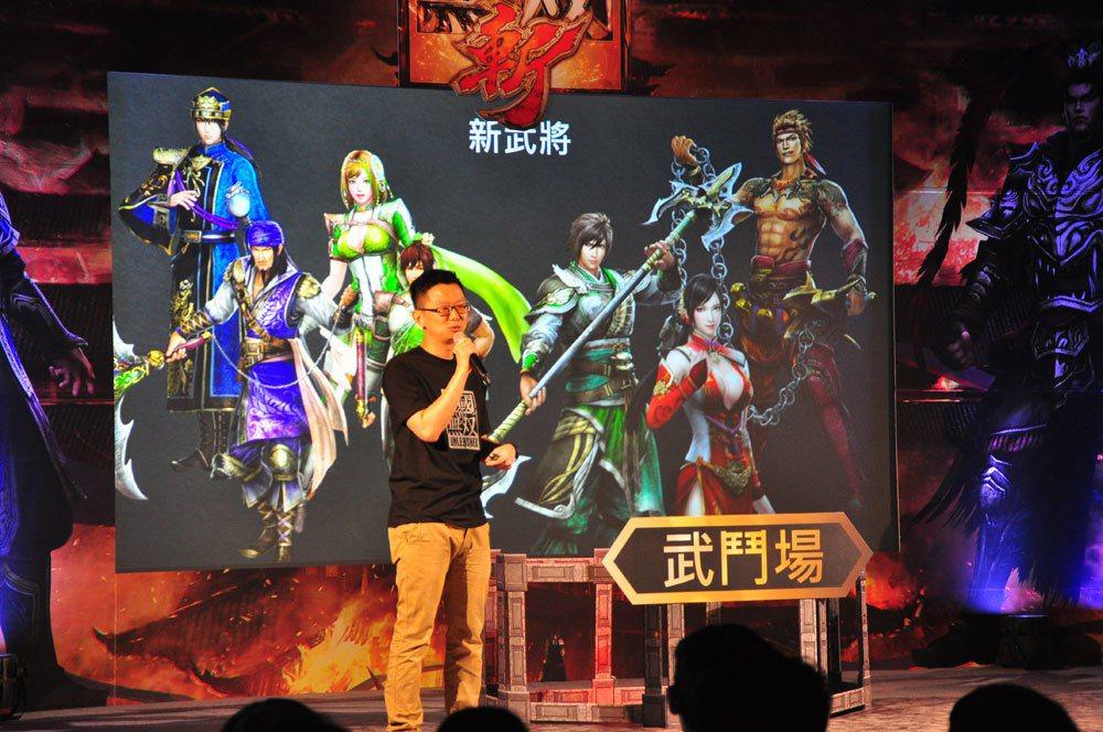 遊戲開發團隊分享未來發展規劃。