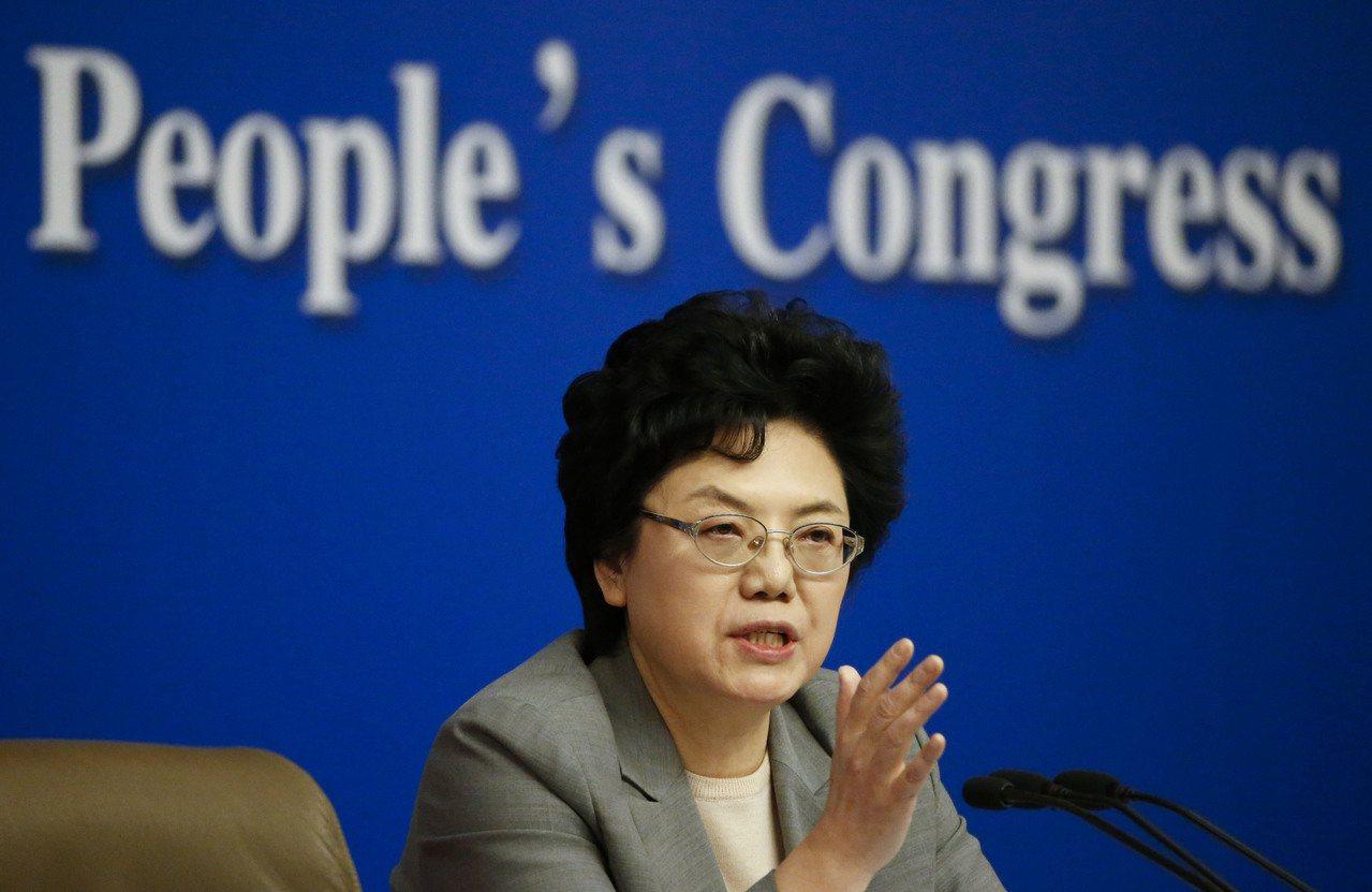 中國國家衛生和計劃生育委員會主任李斌表示,已關閉日後台灣參與世界衛生組織大會的大...