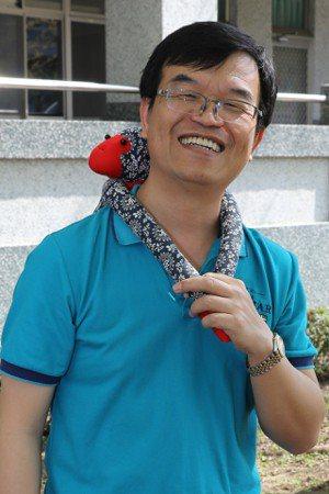 把「旅伴」帶到課堂上小物主人:王文華(親子文學作家) 攝影/王維初